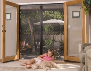 mirage-french-door-retractable-screens