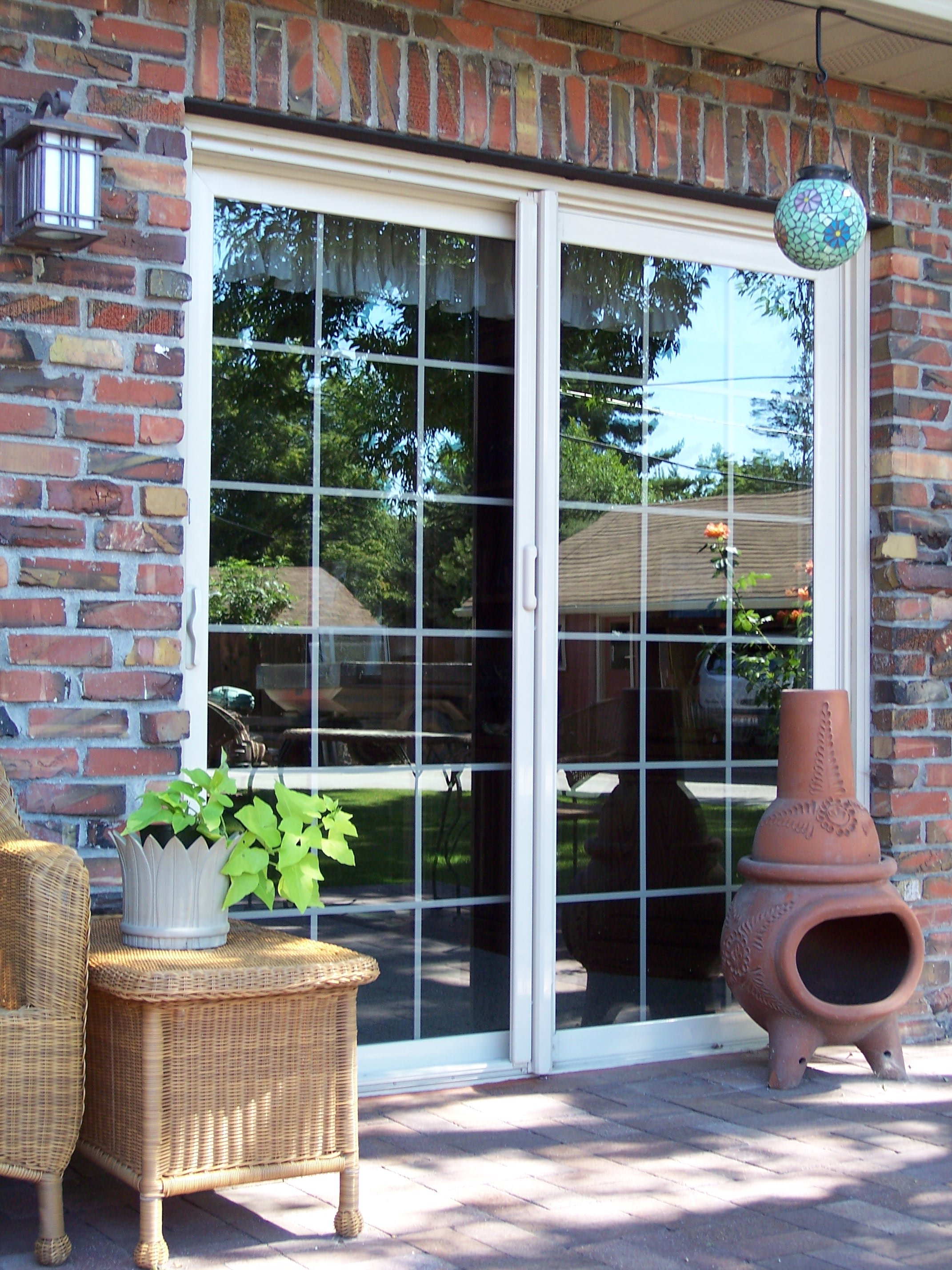 Retractable Screen Doors for Sliding Patio Doors by Mirage
