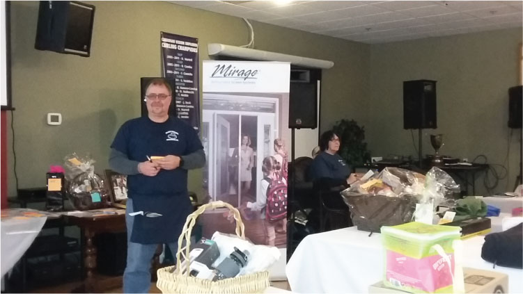 Kelowna Mirage Dealer Supports Local Blind Curling Team